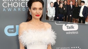 Angelina Jolie Using Red Carpet To Improve Her Image