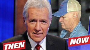 Alex Trebek's Hair Is Gone — But Not His Hope!