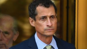 Anthony Weiner Released From Prison Custody