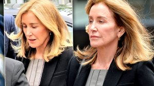 Felicity Huffman Pleads Guilty in College Scandal