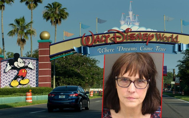 Great-Grandma Busted at Disney World for CBD Oil