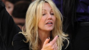 Heather Locklear Back In Rehab