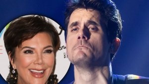 John Mayer Is 'a Little Afraid of' Kris Jenner