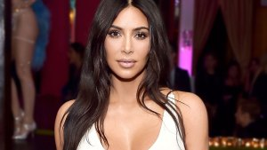 Kim Kardashian Slammed for Posing With 'Abused' Elephant