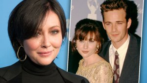 Luke Perry Got Shannen Doherty 90210 Role From Beyond Grave