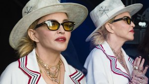 Madonna Banned From Entering Venue to Perform
