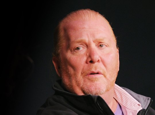 Mario Batali Charged With Assault for Allegedly Groping Woman