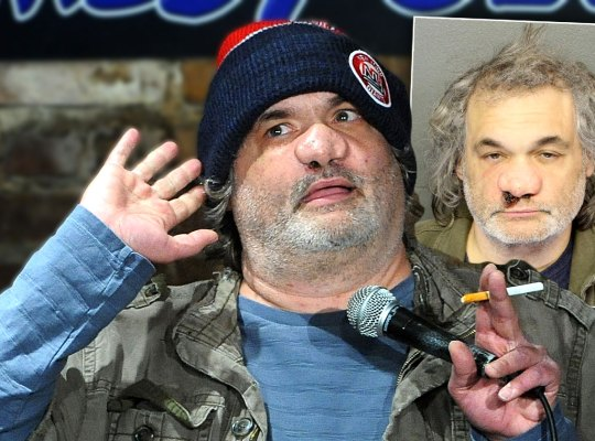 Artie Lange Arrested Again!