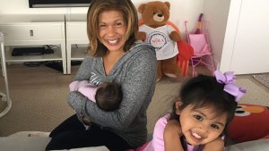 Hoda Kotb Begged God For a Baby