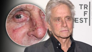 Inside Michael Douglas' New Cancer Horror