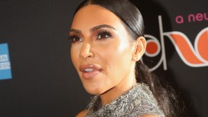 Kim Kardashian Shuts Down Rumors Baby Birth