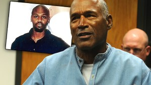 Raging O.J. Simpson Out To Kill Cellmate's Tell-All