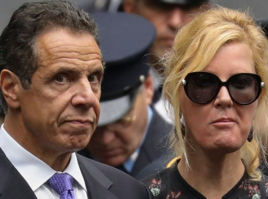 Sandra Lee and Andrew Cuomo Deny Split Rumors