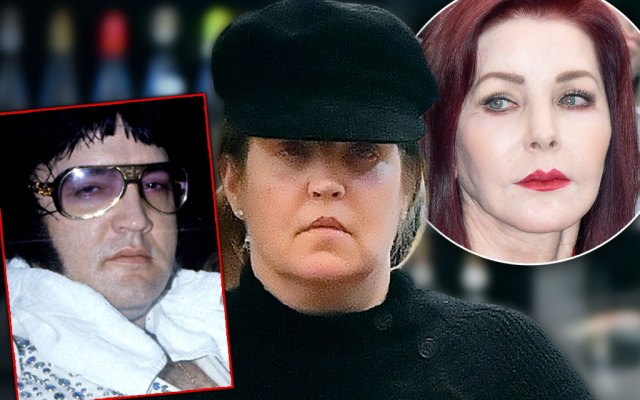 Addict Lisa Marie Presley Will Die Like Daddy Elvis!