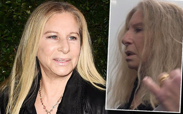 Barbra Streisand's Heart Attack Horror