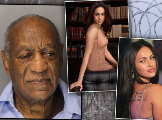 Prison Creep Bill Cosby Covers Cell With Pics of TV Babes