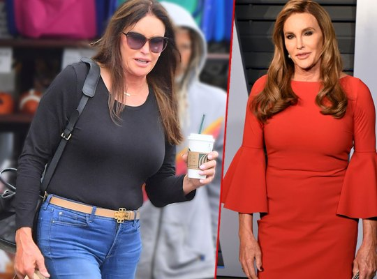 Caitlyn Jenner's Weight Explodes!