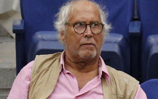 Doc's Booze Worries For Chevy Chase