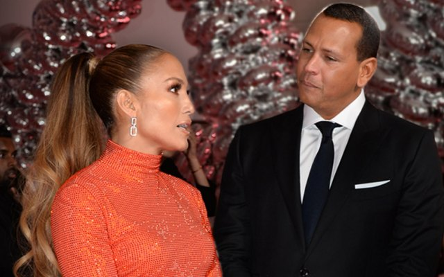 Jennifer Lopez Cracking Down On Horndog Alex Rodriguez
