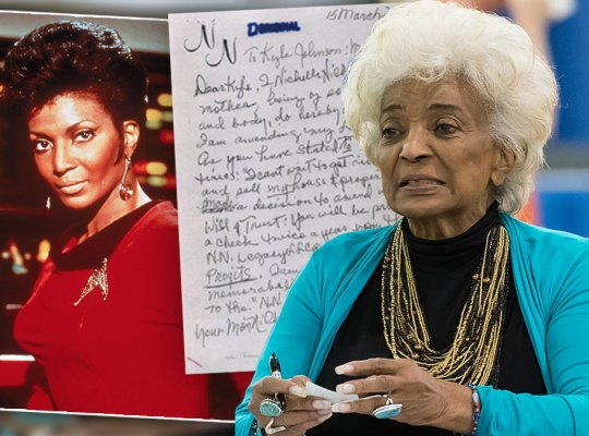 Star Trek Star Uhura's $10m Cry For Help!