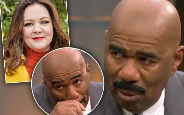 Steve Harvey's Tearful On-Air Meltdown