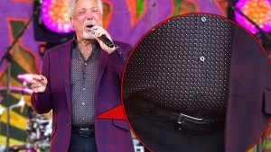 Tom Jones Goes From Hunk To Chunk