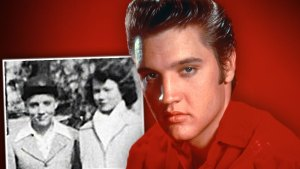 Elvis Presley's Secret Child Bride!