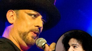 Boy George and Prince
