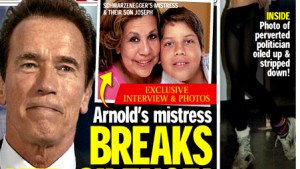 Anthony Weiner, cross dressing, National Enquirer