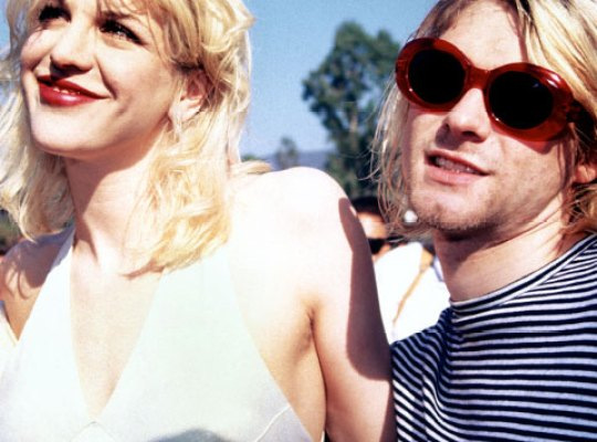 Kurt Cobain, Courtney Love